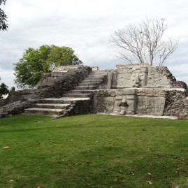 Cerros – Mayan archaeological site