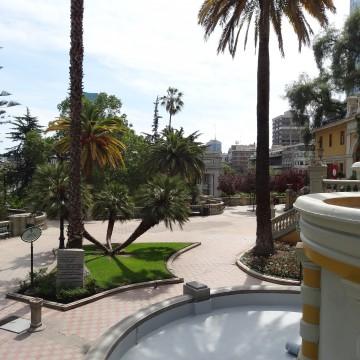 Balade dans la capitale chilienne