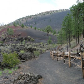 Wupatki & Sunset Crater Volcano National Monuments