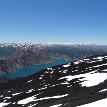Parque Nacional Laguna del Laja (Chili)