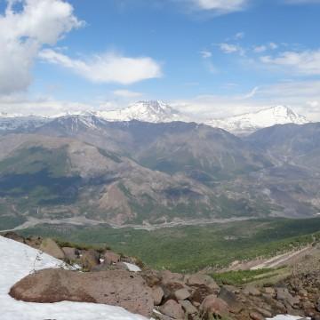 Reserva Nacional Altos de Lircay (Chili)