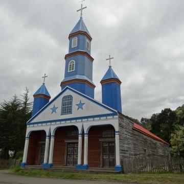 Ruta de Las Iglesias de Chiloe (Chili)