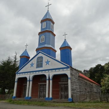 Ruta de Las Iglesias de Chiloe