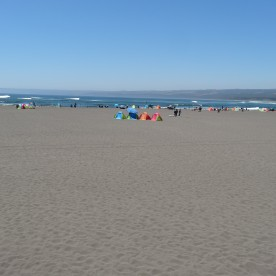 Pichilemu, Punta de Lobos & Laguna de Cáhuil