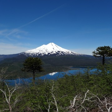 Parque Nacional Conguillio (Chili)