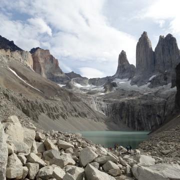 Parque Nacional Torres del Paine (Chili)