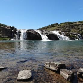 Saltos del río Huemules
