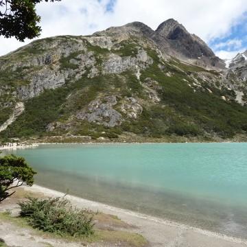 Laguna Esmeralda (Argentine)