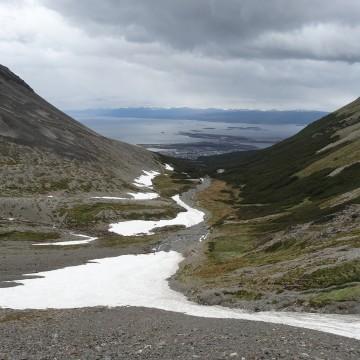 Glaciar Martial & Paisajes de la Tierra del Fuego (Argentine)