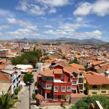 Sucre (Bolivie)