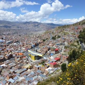 La Paz & El Alto (Bolivie)