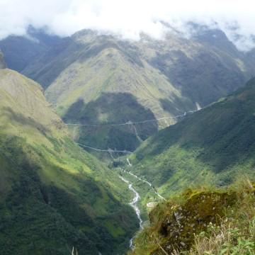 Los Yungas : Entre La Paz & Rurrenabaque (Bolivie)