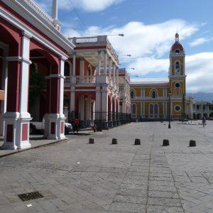 Catedral de Granada - Plaza de La Independencia