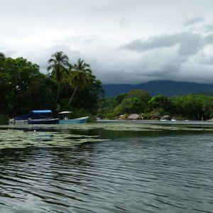 Tour en bote eléctrico - Lago Nicaragua