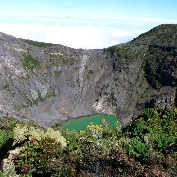 Parque Nacional Volcán Irazú – Área de Conservación Cordillera Volcánica Central