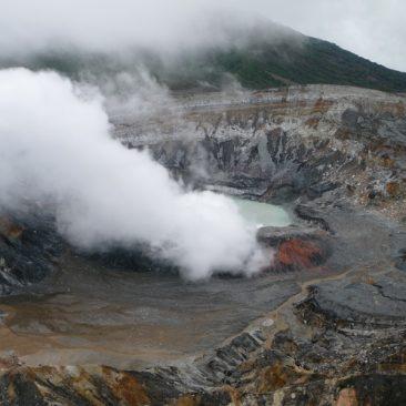 Parque Nacional Volcán Poás –  Área de Conservación Cordillera Volcánica Central
