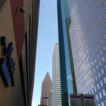 États-Unis 2011 : Escale à Downtown Houston