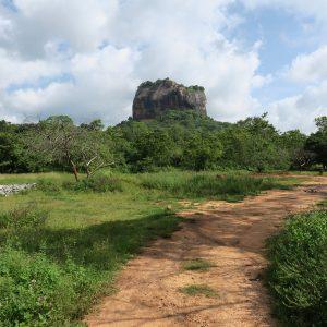 Rocher du Lion (Sigiriya)